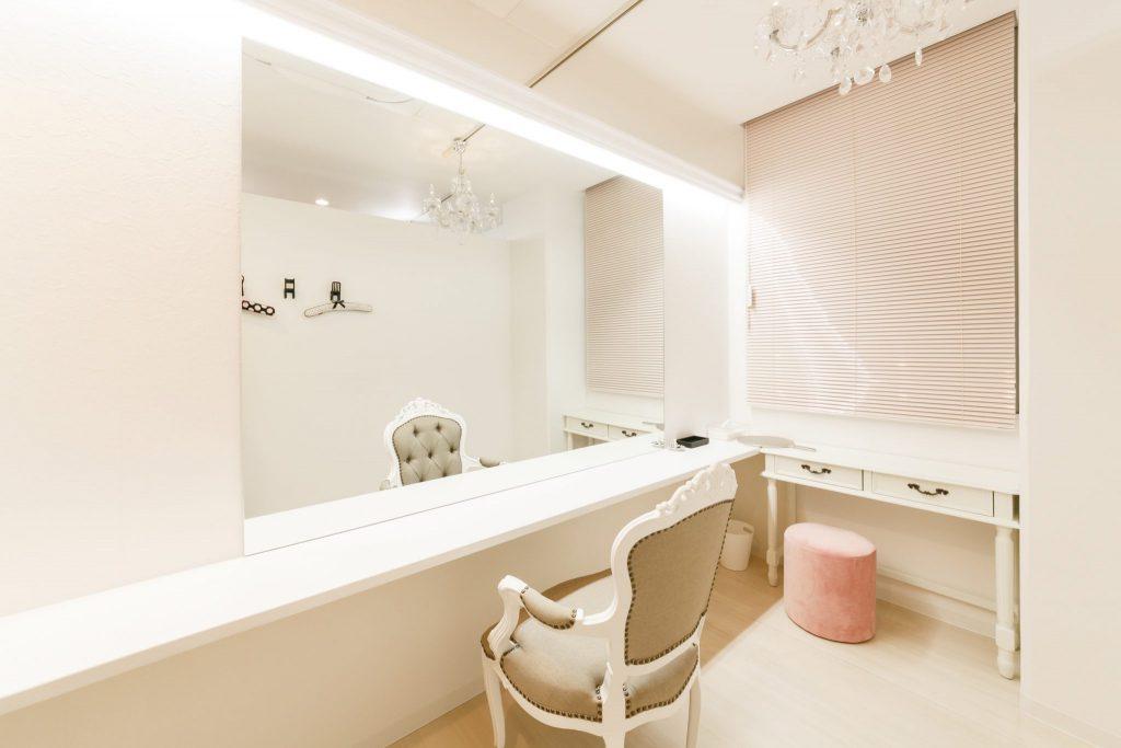 豪華な個室|チャーム福岡サロン